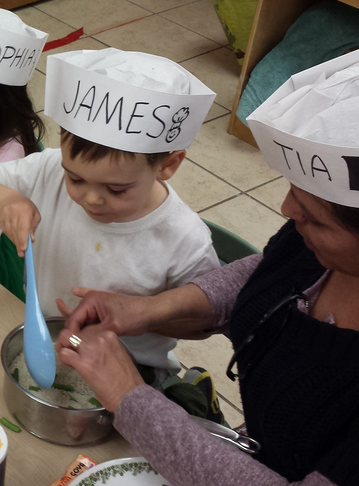 james-cooking-rice